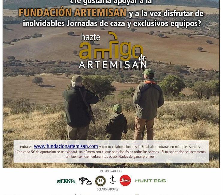 """Artemisan lanza la campaña """"Amigos de la Fundación"""""""