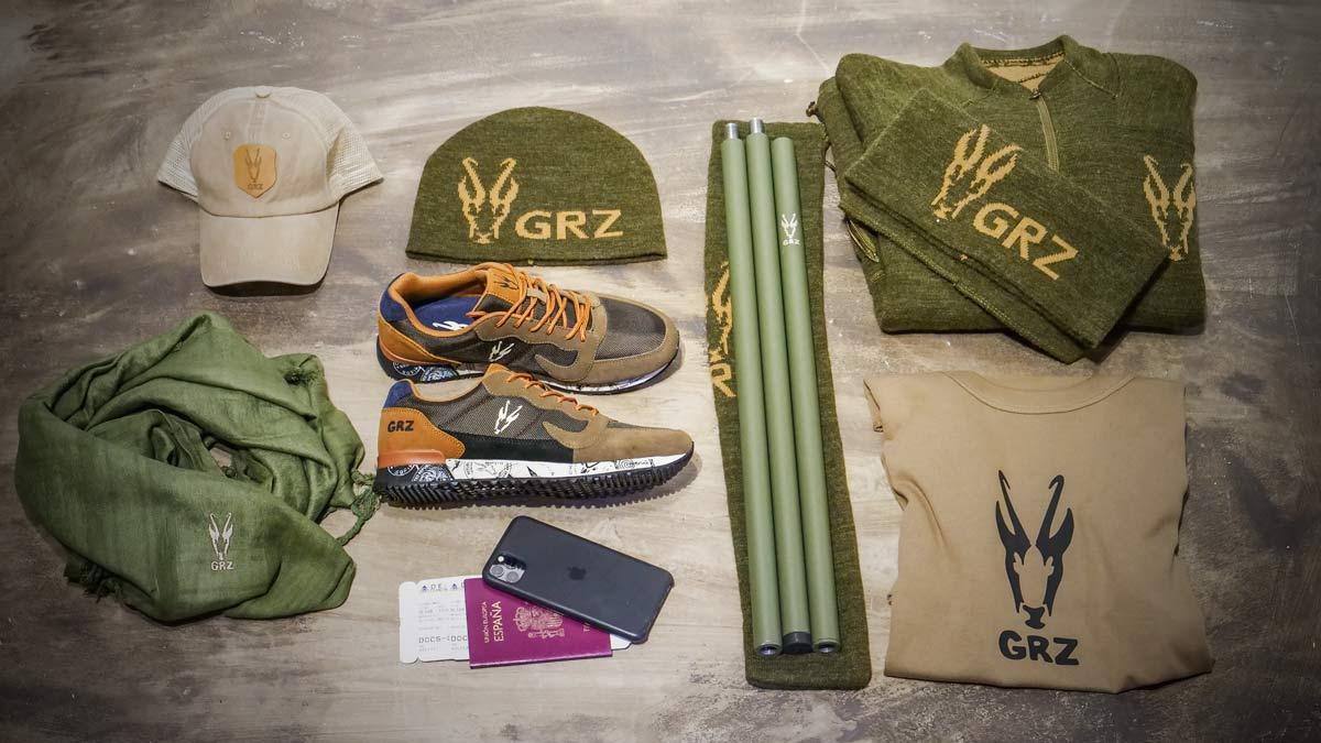 Nace GRZ una marca española para vestir y equipar a los cazadores