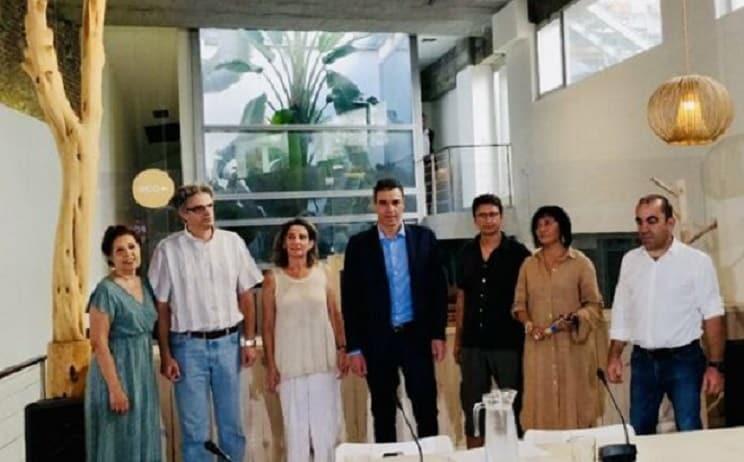 Pedro Sánchez se vuelve a reunir con los ecologistas que piden más impuestos para la caza