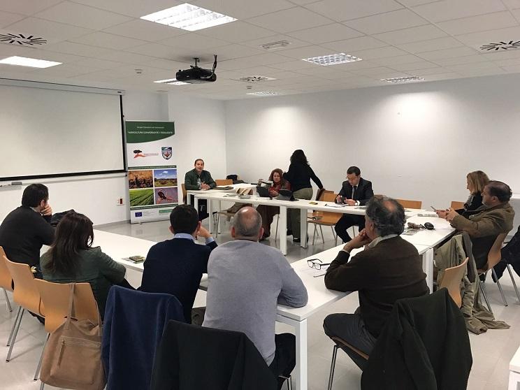 El Grupo Operativo de Innovación 'Agricultura convergente y resiliente' implantará buenas prácticas cinegéticas