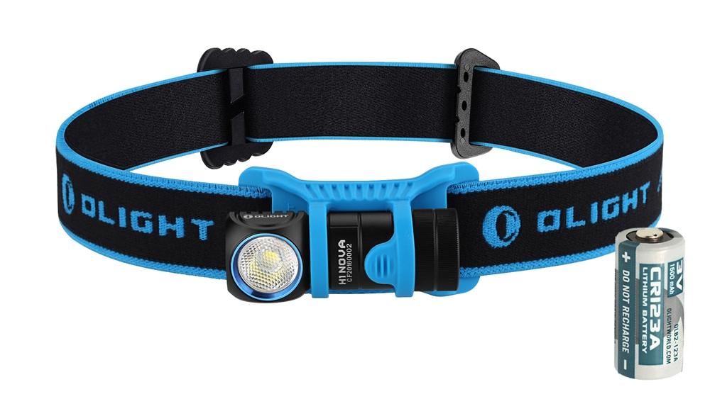 H1 Nova, la nueva linterna Olight