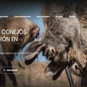 Hoy en Cazaflix: Caza de conejos con hurón en Cuenca