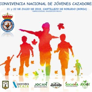 Soria acogerá la I Convivencia Nacional de Jóvenes Cazadores
