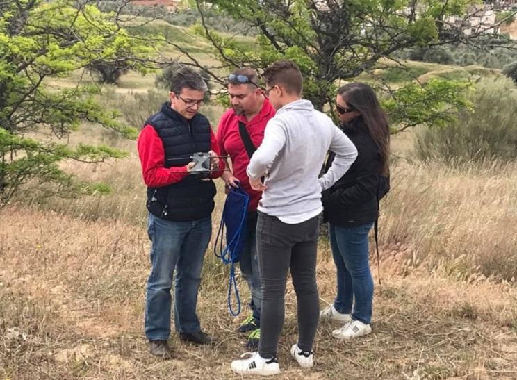 II jornadas radiotracking Federacion Madrileña de Caza 3