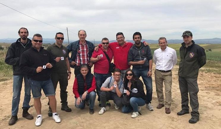 II jornadas radiotracking Federacion Madrileña de Caza 4