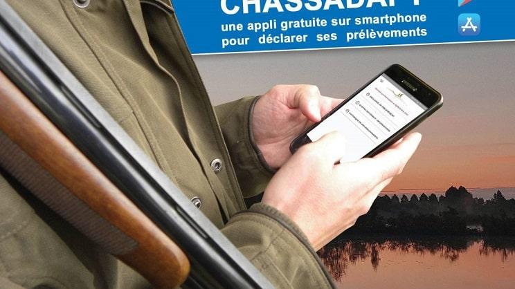 Los cazadores franceses crean una aplicación móvil para controlar sus capturas