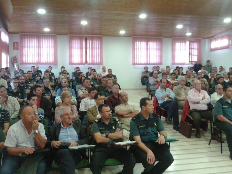 Jornada formativa en Albacete
