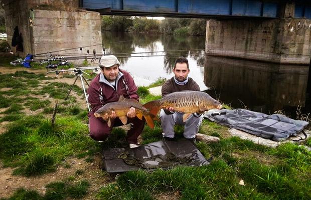 Jornadas de pesca otoñales: Puente de todos los Santos,1 y 2 de Noviembre de 2013