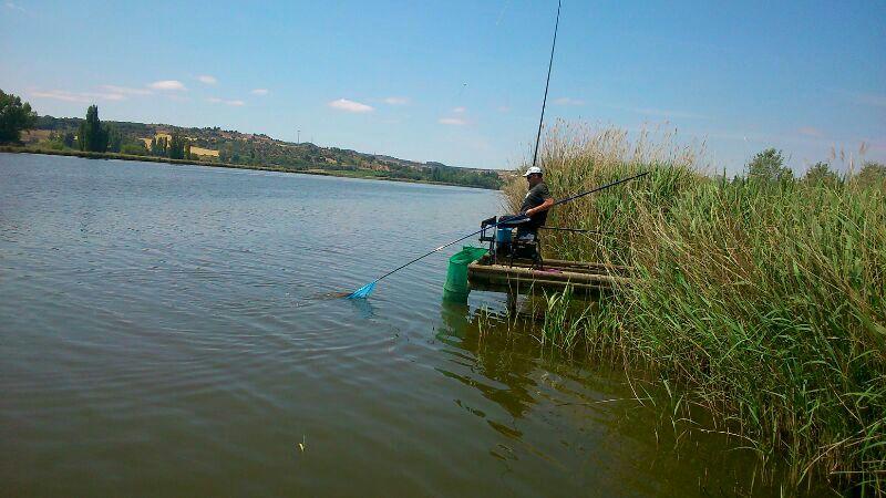 Iniciación a la pesca con enchufable