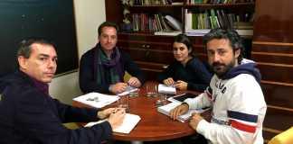 La Mesa Extremeña de la Caza y Podemos analizan la situación del sector en la región
