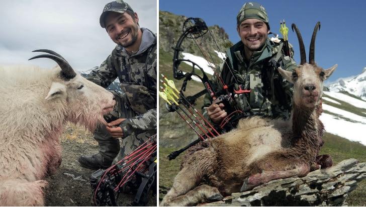 caza con arco