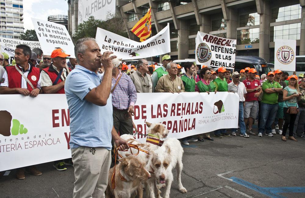 Entidades cinegéticas de España y Portugal ratifican el acuerdo en Defensa de la Montería Ibérica