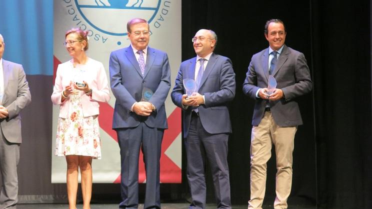 El Banco de Alimentos reconoce la labor social de ASICCAZA