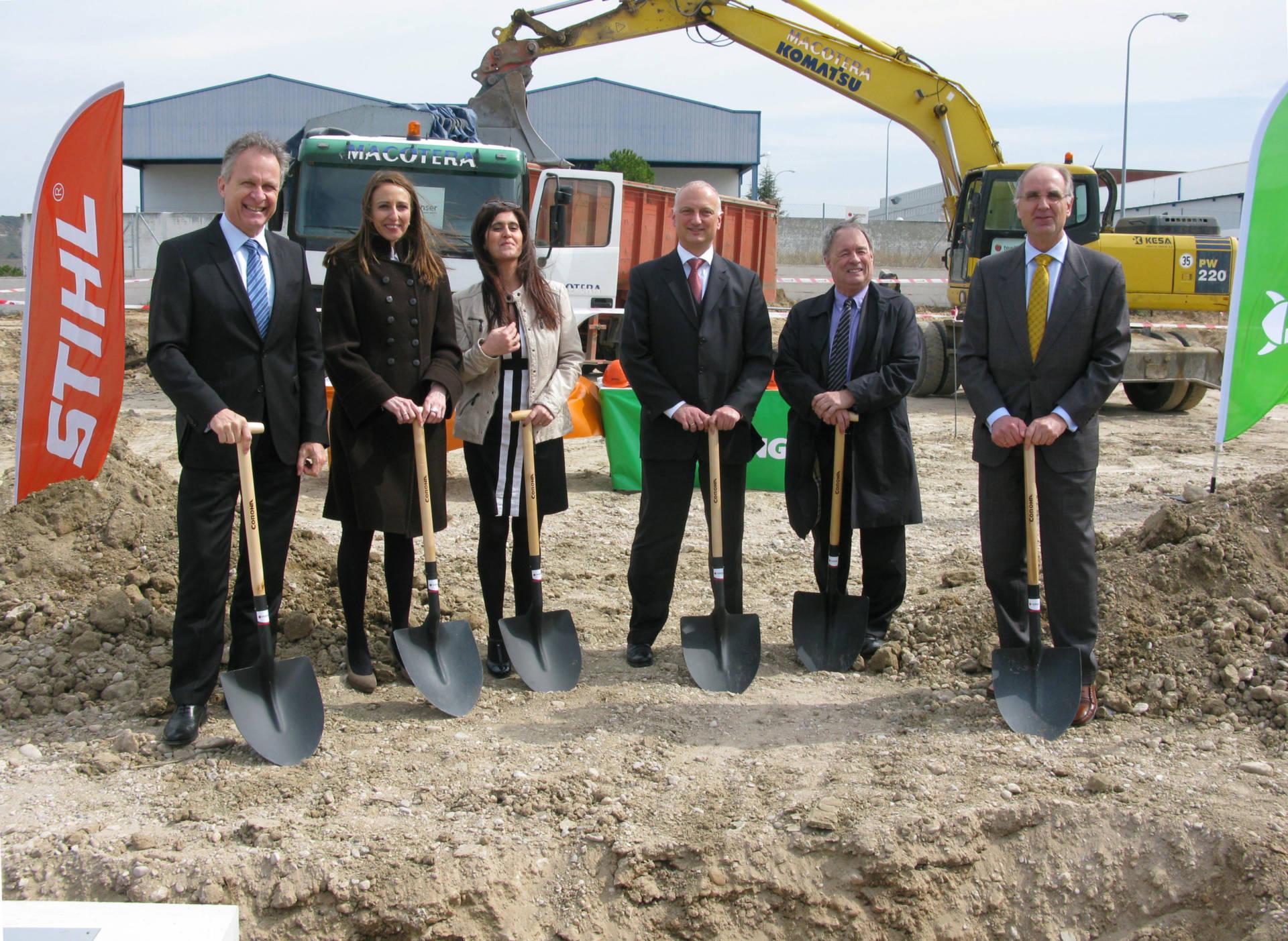 Nuevo centro de formación de Stihl: 3,5 millones de euros de inversión, más de 2.000 m² y 4.000 alumnos al año