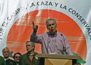 Juan Antonio Sarasketa, presidente de la ONC