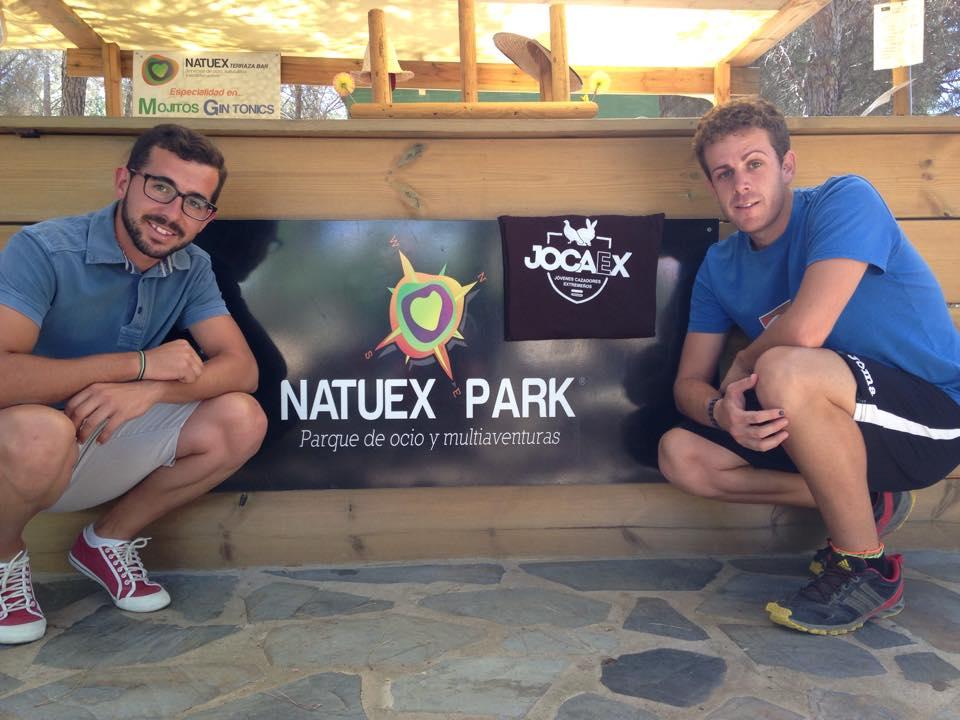 Acuerdo de colaboración entre JOCAEX y NATUEX PARK