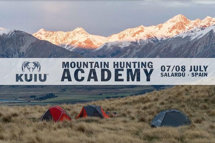 KUIU presenta la I edición de la Mountain Hunting Academy
