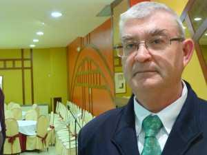 Juan de Dios García, presidente de la Federación de Caza de CLM.