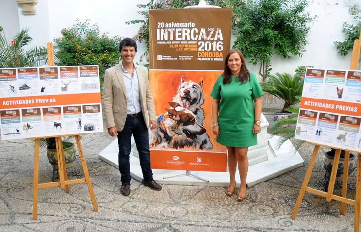 La XX edición de Intercaza 2016 calienta motores con el desarrollo de una veintena de actividades previas