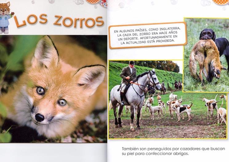 Un libro escolar adoctrina a los niños contra la caza con información sesgada