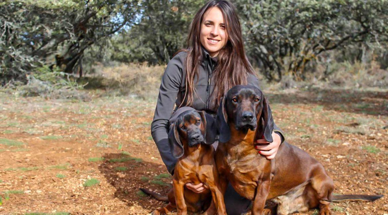 Lorena Martínez, nueva directora de la Escuela de Caza y Naturaleza de la FCCV