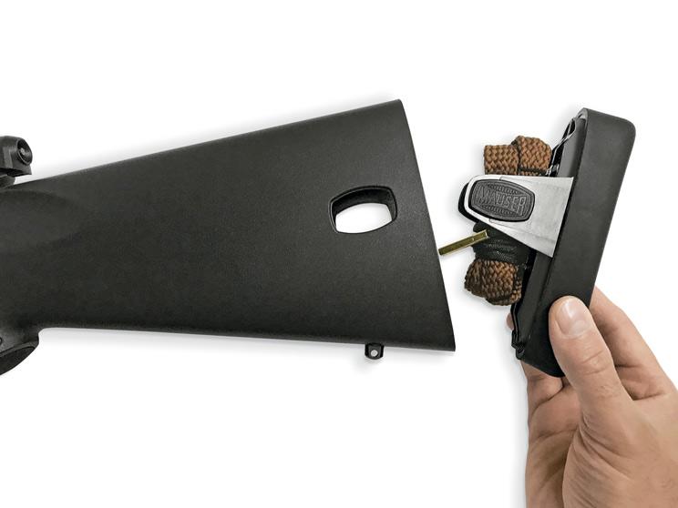 culata del Mauser M18.