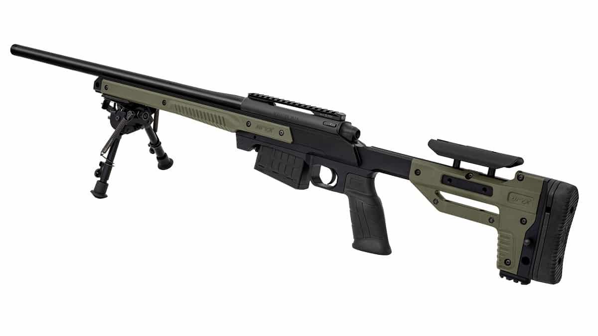 Mauser 18 Long Range, un nuevo rifle para la competición