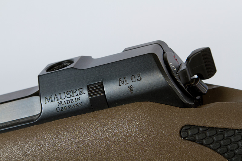 Mauser M 03 Extreme Africa PH