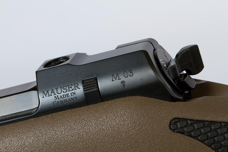 Mauser M 03 Extreme Africa PH