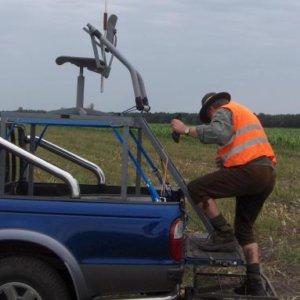Autorizan a cazar desde el coche en Alemania