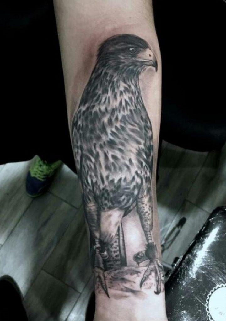 tatuajes caza