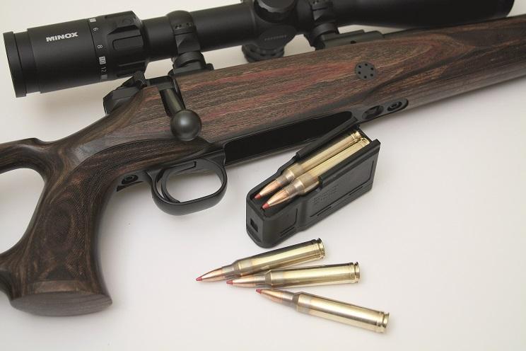Probamos el Mauser M12 Max, un rifle clásico que vale para todo