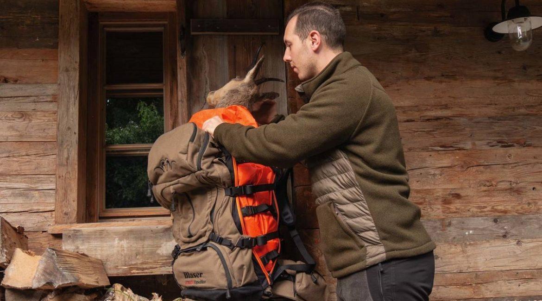 Blaser Ultimate Expedition, la mochila del cazador experimentado
