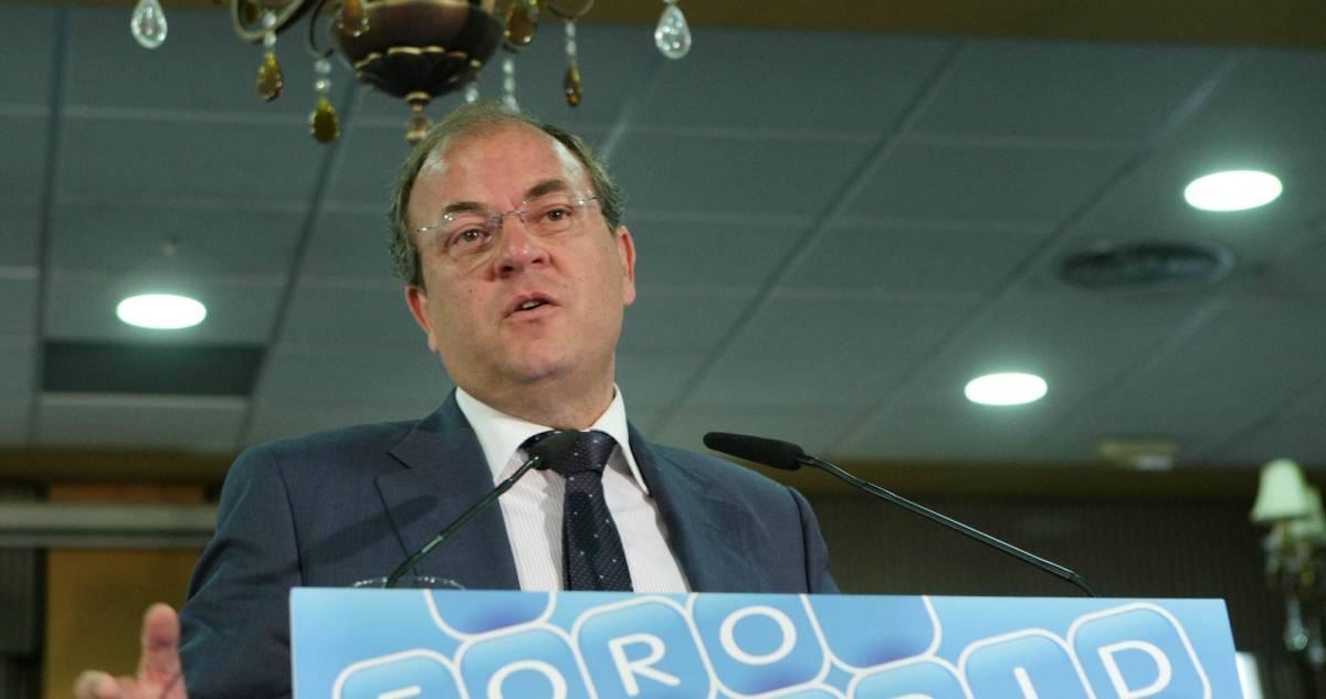 Extremadura // Monago resalta que la caza supone una facturación de 400 millones en la región