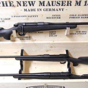 """Mauser M18, rifle del año en Estados Unidos al ganar el  """"Golden Bullseye"""""""