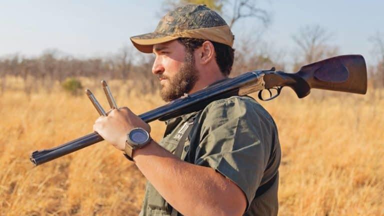 caza en África