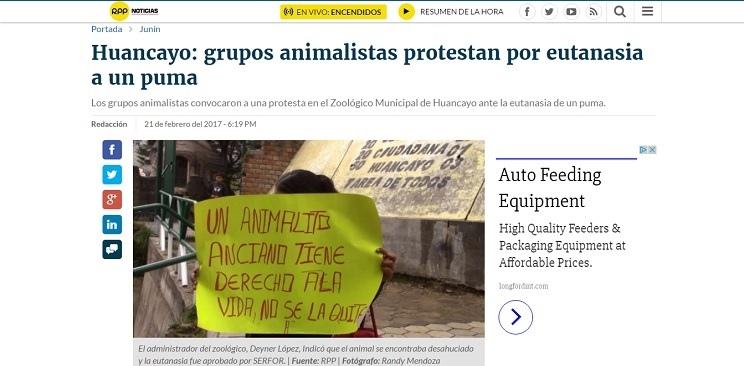 NOTICIAS ANIMALISTAS 5