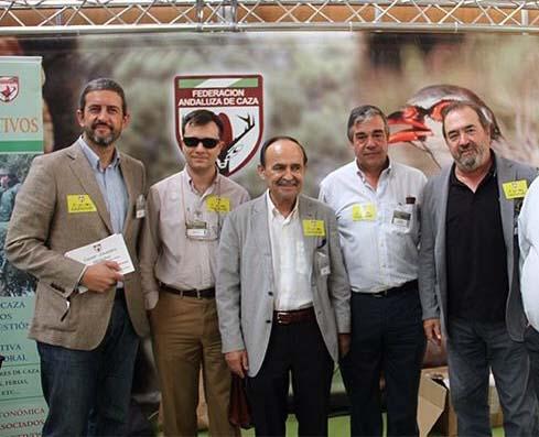 El sector cinegético se une en torno a la Federación Andaluza de Caza