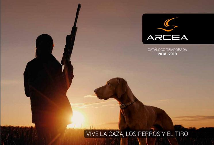 Ya está disponible el nuevo catálogo de ARCEA temporada 2018-19