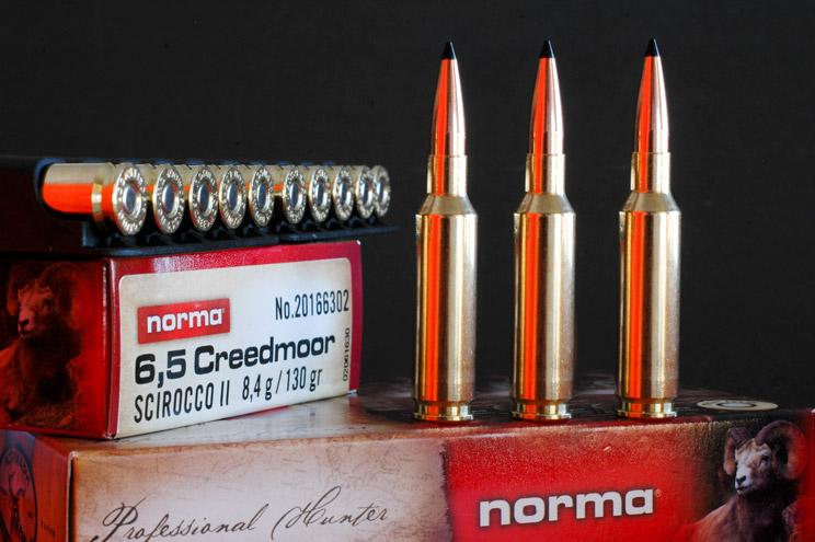 Norma incorpora el 6,5 Creedmoor a su catálogo
