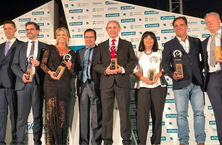 Nova Toma, premiada por su promoción de Extremadura a través de la caza