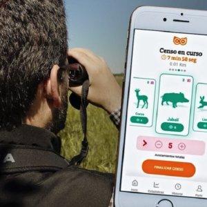 Lanzan una app para cazadores que mejorará la gestión de las especies cinegéticas