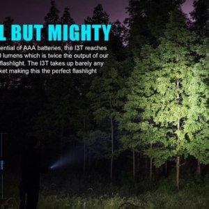 Nueva linterna I3T EOS de Olight