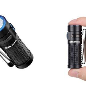 Olight S1R Baton II: una linterna pequeña, pero muy potente