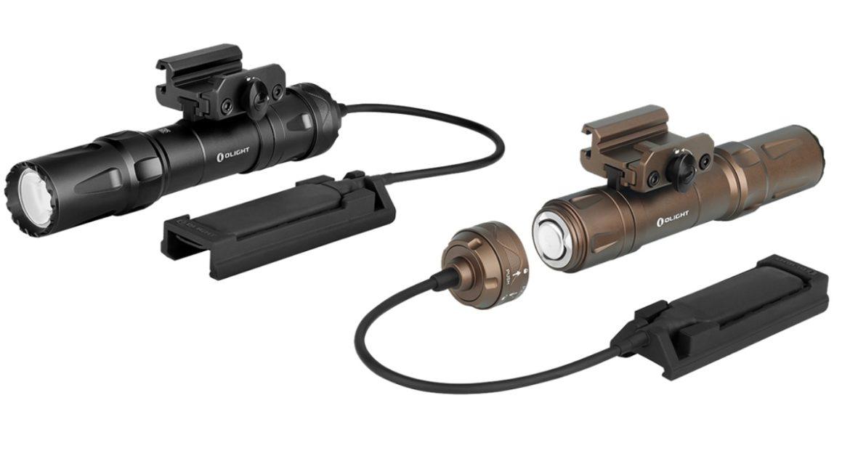 OlightOdin, un nuevo concepto de linterna táctica con acople para arma larga