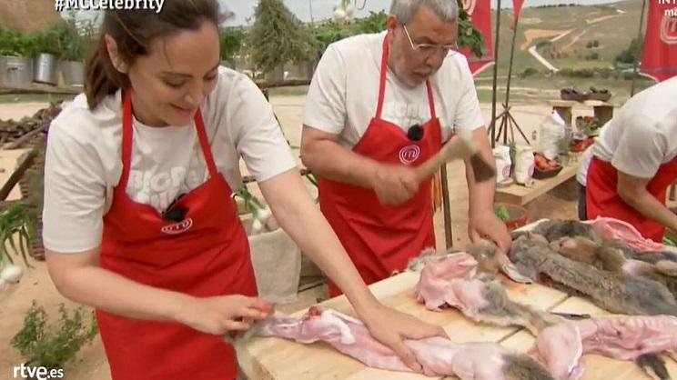 master chef conejos