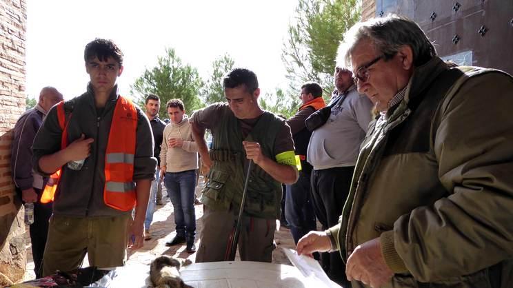 Campeonato Castilla-La Mancha de Caza Menor con Perro