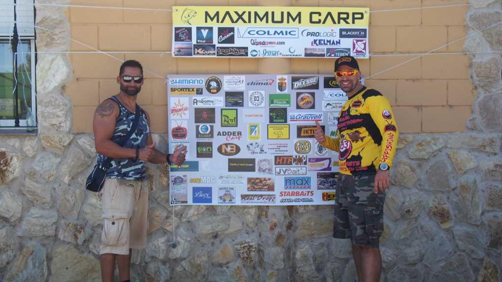 Los grandes premios del Maximum Carp