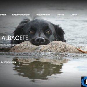 Hoy en Cazaflix: Patos en Albacete