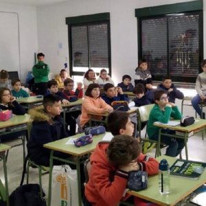 El proyecto escolar 'Caza y Naturaleza' llevará la caza a los colegios de Extremadura
